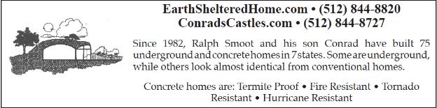 EarthSheltered