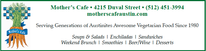 Mothers Cafe Ad