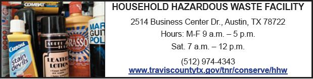 Travis County HHW