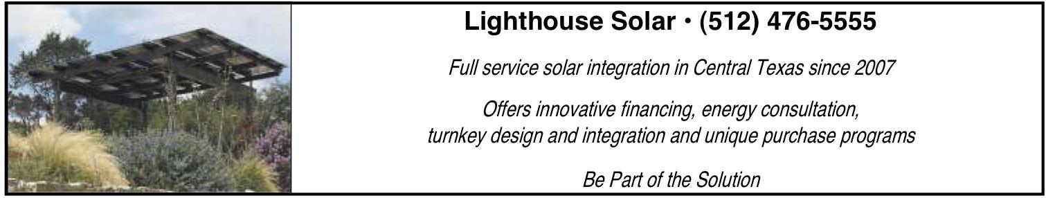 lighthouse solar