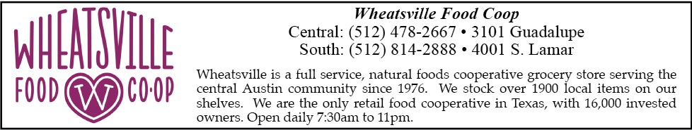 wheatsville food coop