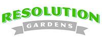 Resolution Gardens Logo