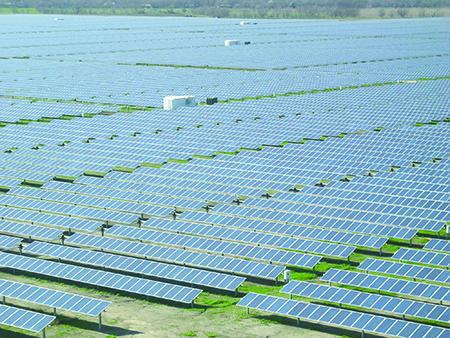 Solar PV Field