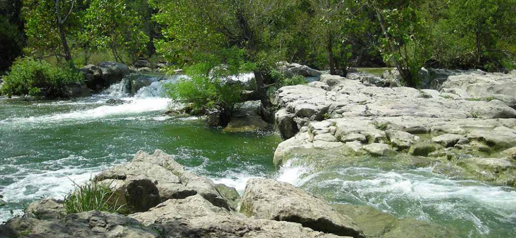 Twin Falls, Barton Springs, Austin, TX