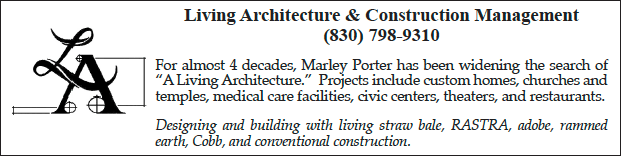 living architecture design