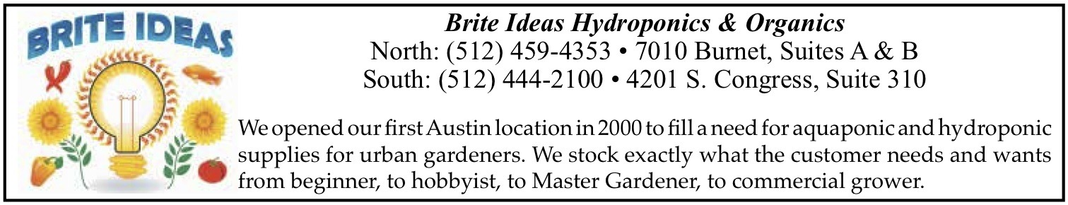 brite ideas hydroponics