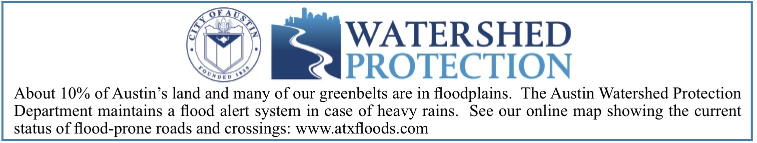 Austin watershed protection department